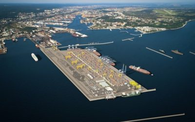 Outer Port of Gdynia