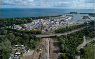 Expansion of the railway infrastructure to the ports in Gdańsk and Gdynia